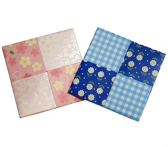 おりがみくらぶ(新宮文明)さんによるゆにっとこーすたーの折り紙