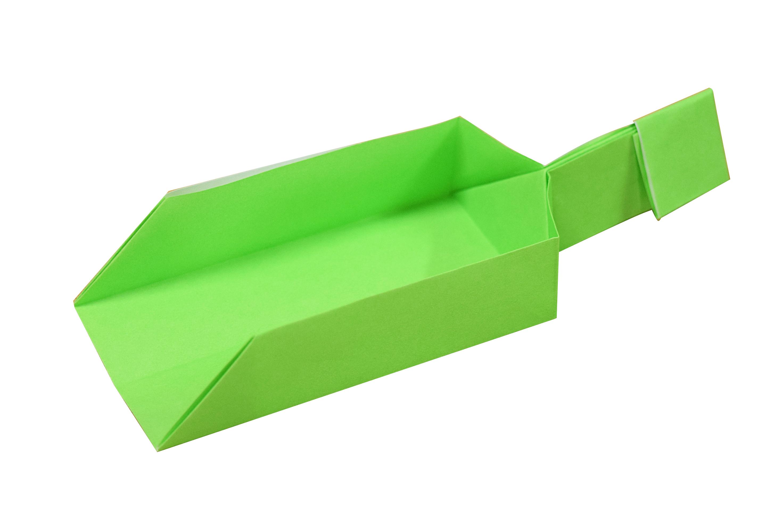 おりがみくらぶ(新宮文明)さんによるすこっぷの折り紙