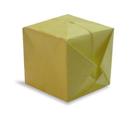 オリカタ公式さんによる【伝承】風船の折り紙