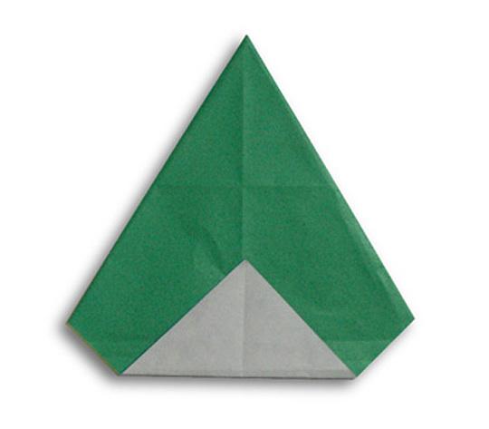 おりがみくらぶ(新宮文明)さんによるA(えー)の折り紙