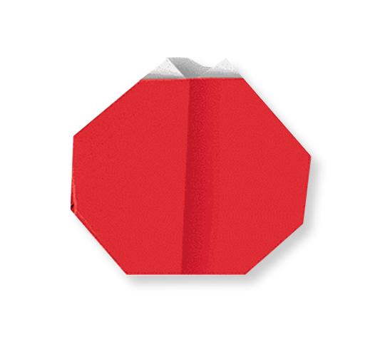 おりがみくらぶ(新宮文明)さんによるとまとの折り紙