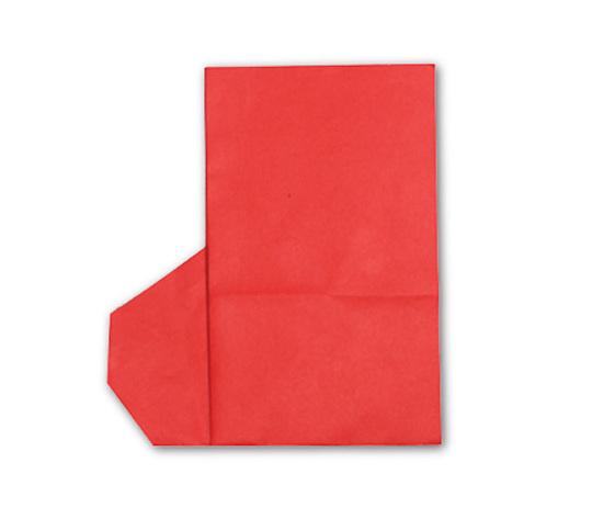 おりがみくらぶ(新宮文明)さんによるぶーつの折り紙