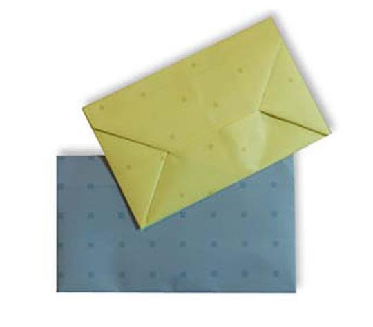 おりがみくらぶ(新宮文明)さんによるふうとうの折り紙