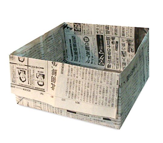 おりがみくらぶ(新宮文明)さんによるごみばこの折り紙