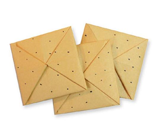 おりがみくらぶ(新宮文明)さんによるびすけっとの折り紙