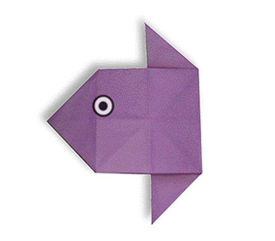 おりがみくらぶ(新宮文明)さんによるまんぼうの折り紙