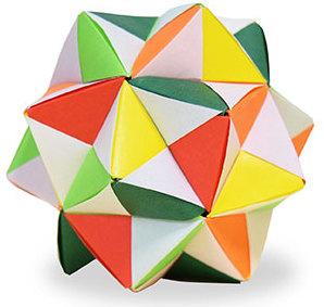 おりがみくらぶ(新宮文明)さんによるパターン2の折り紙