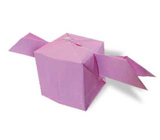 おりがみくらぶ(新宮文明)さんによるはねふうせんの折り紙