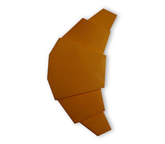 おりがみくらぶ(新宮文明)さんによるくろわっさんの折り紙