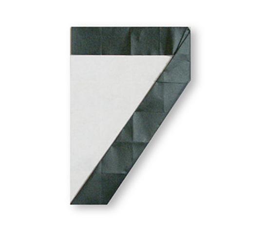 おりがみくらぶ(新宮文明)さんによる7(なな)の折り紙