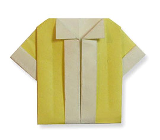 おりがみくらぶ(新宮文明)さんによるぶらうすの折り紙