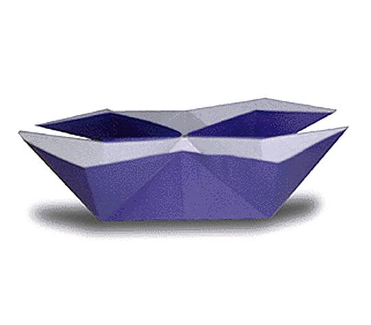 オリカタ公式さんによる【伝承】にそうぶねの折り紙