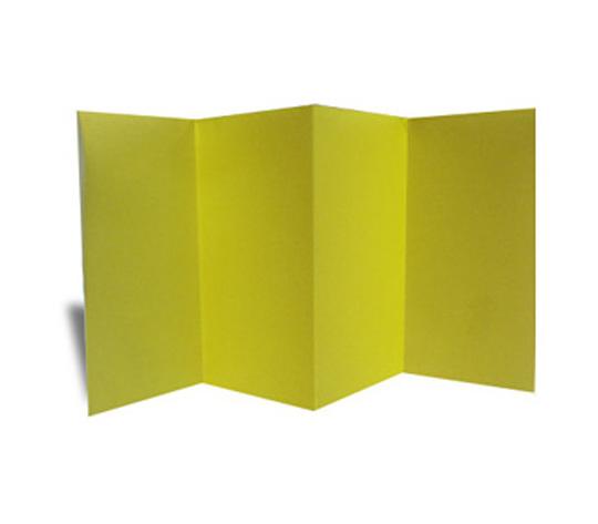 おりがみくらぶ(新宮文明)さんによるびょうぶの折り紙