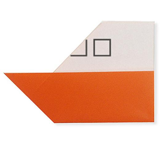 おりがみくらぶ(新宮文明)さんによるふねの折り紙
