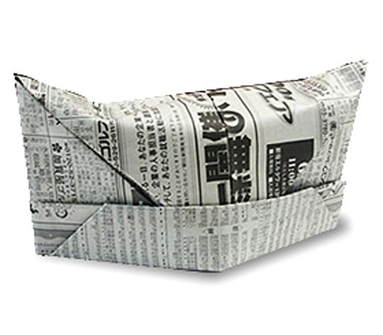 おりがみくらぶ(新宮文明)さんによるあーみーきゃっぷの折り紙