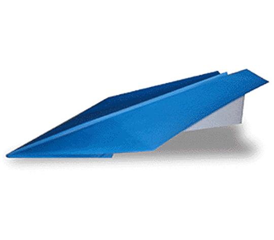 オリカタ公式さんによるひこうき1の折り紙
