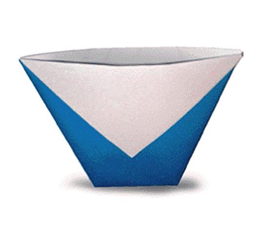 オリカタ公式さんによる【伝承】コップの折り紙