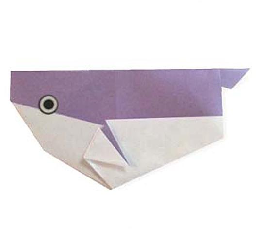 おりがみくらぶ(新宮文明)さんによるふぐの折り紙