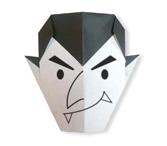 おりがみくらぶ(新宮文明)さんによるどらきゅらの折り紙