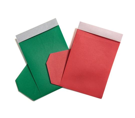 おりがみくらぶ(新宮文明)さんによるさんたぶーつの折り紙
