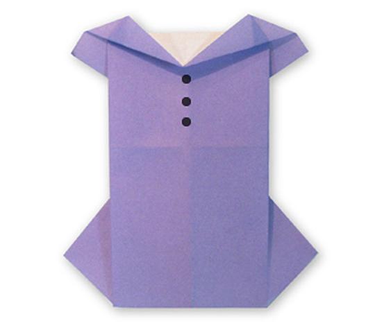 おりがみくらぶ(新宮文明)さんによるわんぴーす5の折り紙