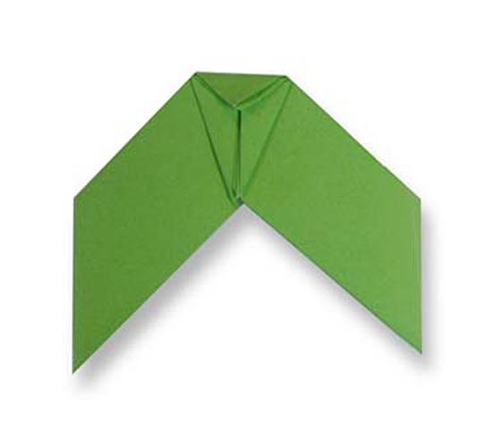 おりがみくらぶ(新宮文明)さんによるせみぐらいだーの折り紙