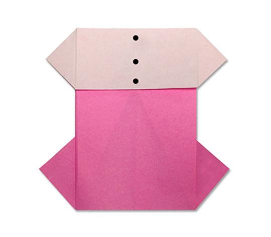 おりがみくらぶ(新宮文明)さんによるわんぴーす7の折り紙