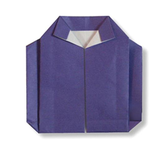おりがみくらぶ(新宮文明)さんによるじゃんぱーの折り紙