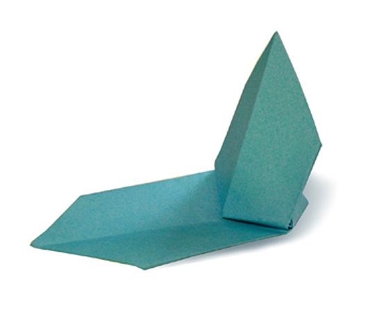 おりがみくらぶ(新宮文明)さんによるほかげぶねの折り紙