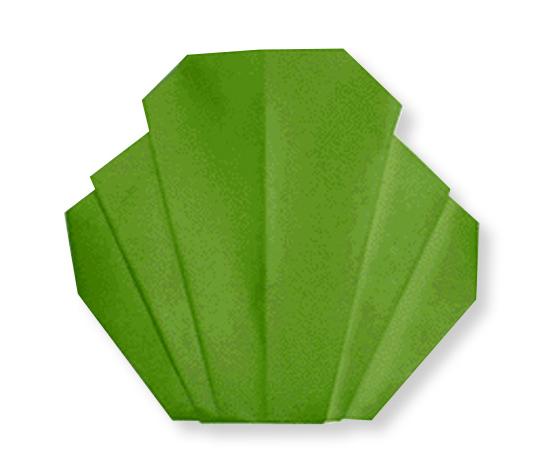 おりがみくらぶ(新宮文明)さんによるきゃべつの折り紙