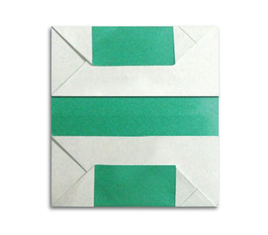 おりがみくらぶ(新宮文明)さんによる÷(わる)の折り紙
