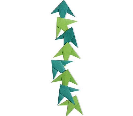 おりがみくらぶ(新宮文明)さんによるささつづりの折り紙