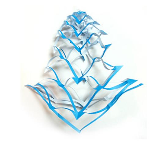 おりがみくらぶ(新宮文明)さんによるあみかざり2の折り紙