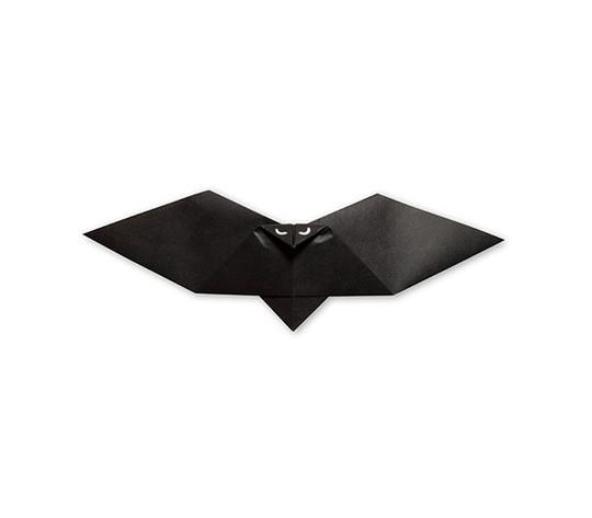 おりがみくらぶ(新宮文明)さんによるこうもり2の折り紙