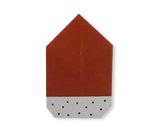 おりがみくらぶ(新宮文明)さんによるどんぐりの折り紙