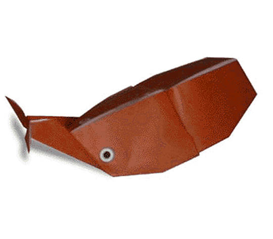 おりがみくらぶ(新宮文明)さんによるかぶとむしの折り紙