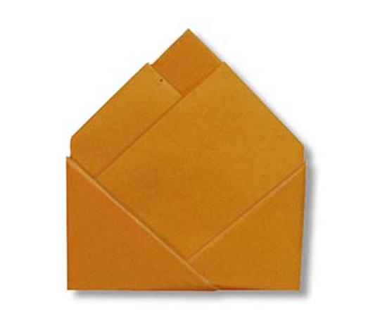 おりがみくらぶ(新宮文明)さんによるたけのこの折り紙
