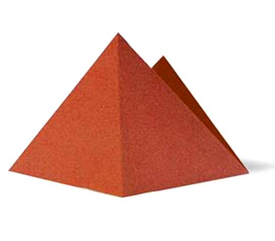 おりがみくらぶ(新宮文明)さんによるやまの折り紙