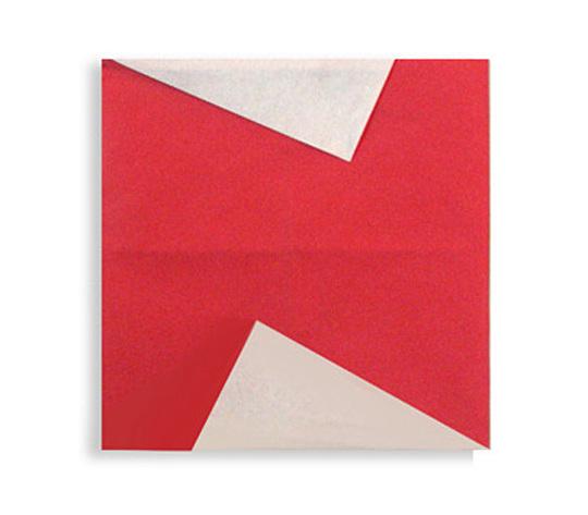 おりがみくらぶ(新宮文明)さんによるN(えぬ)の折り紙