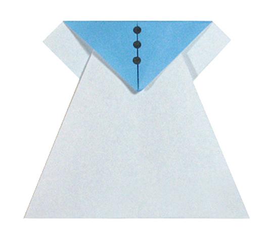 おりがみくらぶ(新宮文明)さんによるわんぴーす4の折り紙