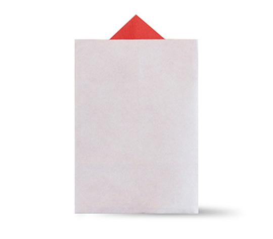 おりがみくらぶ(新宮文明)さんによるキャンドル2の折り紙