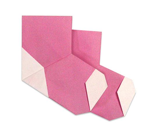 おりがみくらぶ(新宮文明)さんによるそっくすの折り紙