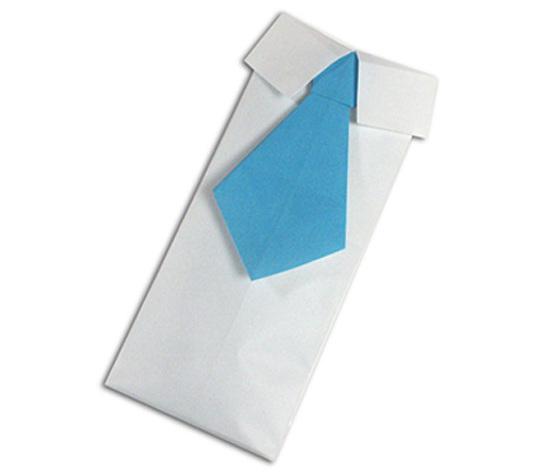 おりがみくらぶ(新宮文明)さんによるしゃつぶくろの折り紙