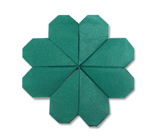 おりがみくらぶ(新宮文明)さんによるくろーばーの折り紙