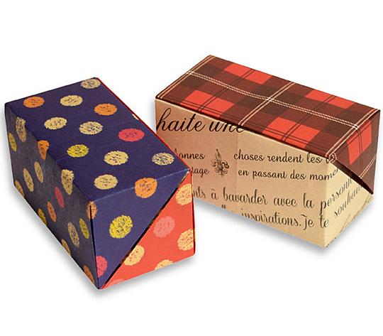 おりがみくらぶ(新宮文明)さんによるはこ5の折り紙