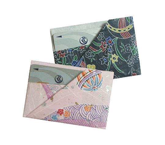 おりがみくらぶ(新宮文明)さんによるかーどけーすの折り紙