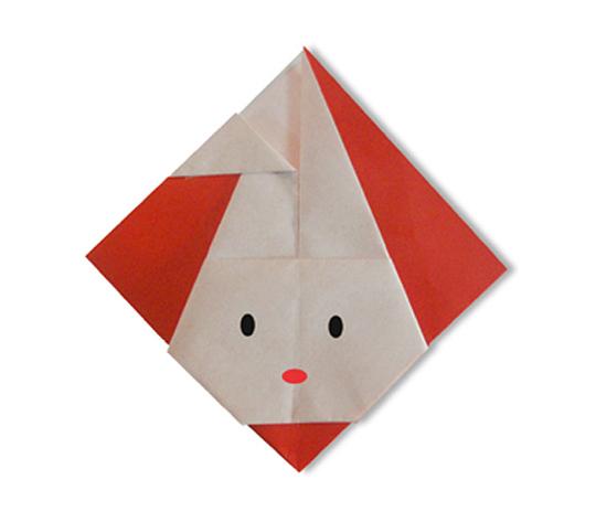 おりがみくらぶ(新宮文明)さんによるうさぎのこーすたーの折り紙