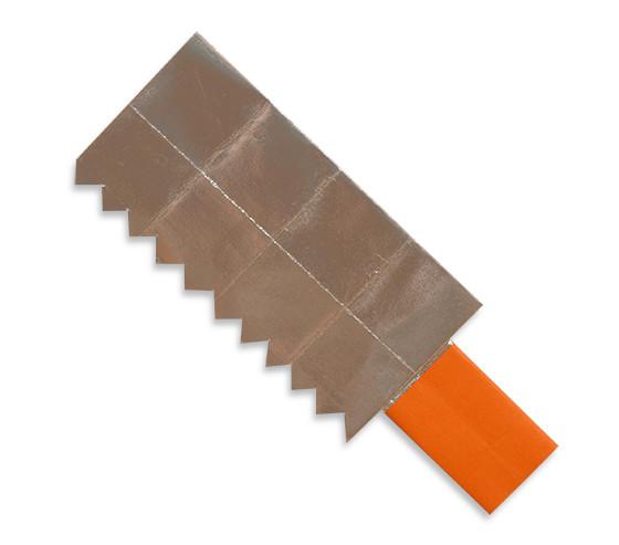 おりがみくらぶ(新宮文明)さんによるのこぎりの折り紙