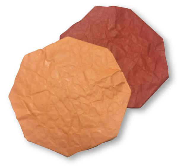 おりがみくらぶ(新宮文明)さんによるくっきーの折り紙