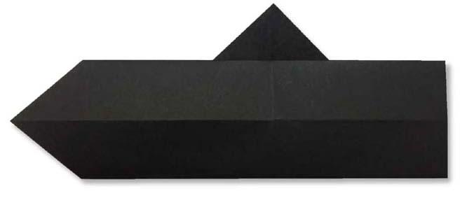 おりがみくらぶ(新宮文明)さんによるせんすいかんの折り紙